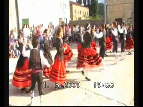 Grupo de jotas y danzas de riaza somos segovianas youtube - Grupo riofrio ...