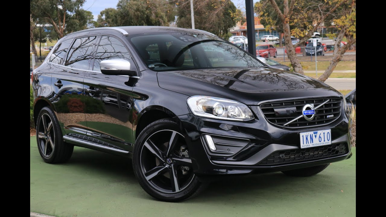 b6960 2015 volvo xc60 t6 r design auto awd walkaround. Black Bedroom Furniture Sets. Home Design Ideas