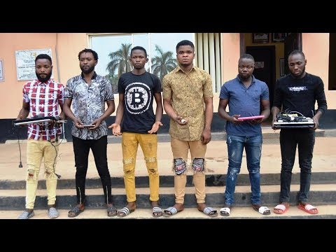 Cars, Laptops Recovered As EFCC Arrests More Yahoo Boys In Ibadan