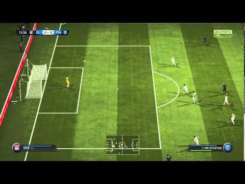 FIFA 15: Henrikh Mkhitaryan Fantastic Long Range Goal