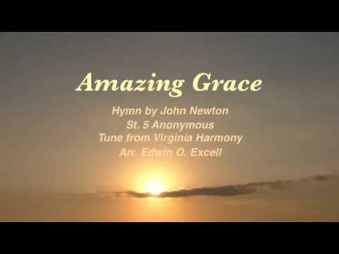 Amazing Grace How Sweet The Sound Baptist Hymnal
