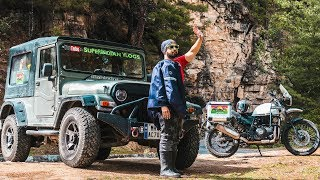 THE END! BHUTAN TO INDIA | Royal Enfield Himalayan Tour | BHUTAN Ep.08
