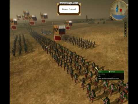 Empire: Total War - Russo-Turkish War (1768-1774) - Historical Battle
