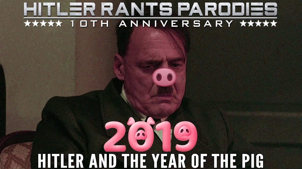 Hitler and the Year of the Pig