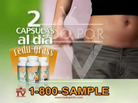 Redugras pastillas para rebajar de peso