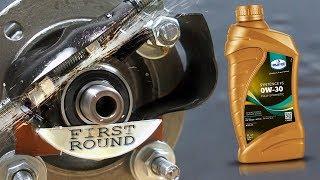 Eurol Syntence FS 0W30 Jak skutecznie olej chroni silnik?