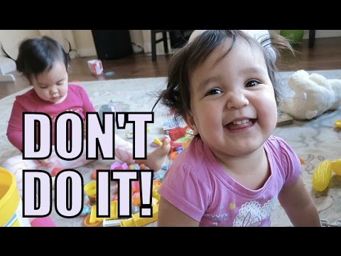 DON'T DO IT! - February 25, 2016 -  ItsJudysLife Vlogs