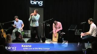 Keane - Everybody's Changing (Bing Lounge)
