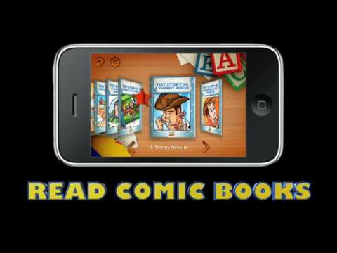 Free Toy Story 3 App -- iPhone® & iPod touch®