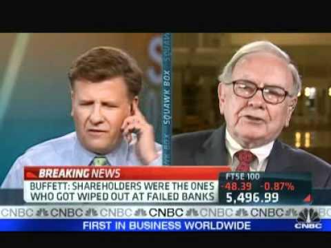 Warren Buffett on Too Big to Fail