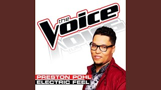 Electric Feel The Voice Performance
