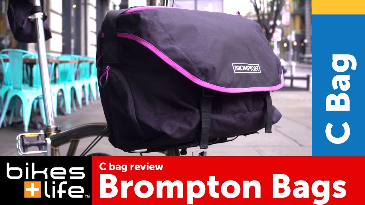 Brompton C Bag 2017 Bags Video Review