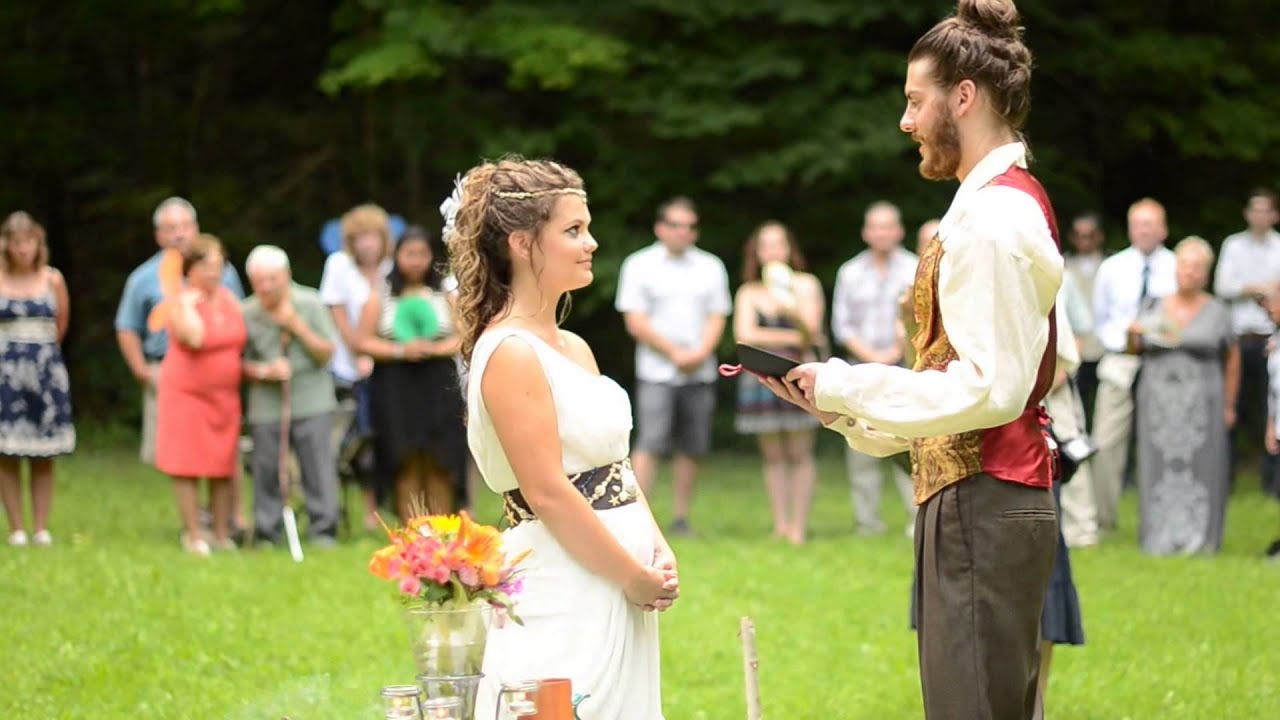 Pagan wedding ceremony handfasting pagan wedding god and pagan wedding ceremony handfasting pagan wedding god and goddess junglespirit Gallery