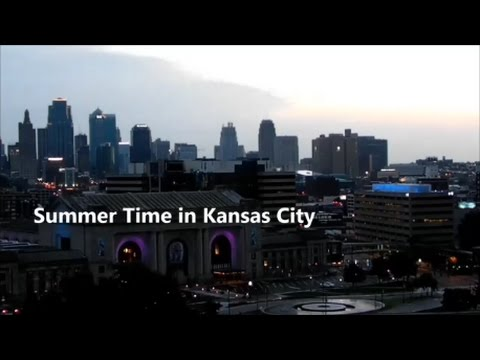 Summer Time in Kansas City