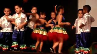 Dança Frevo infantil