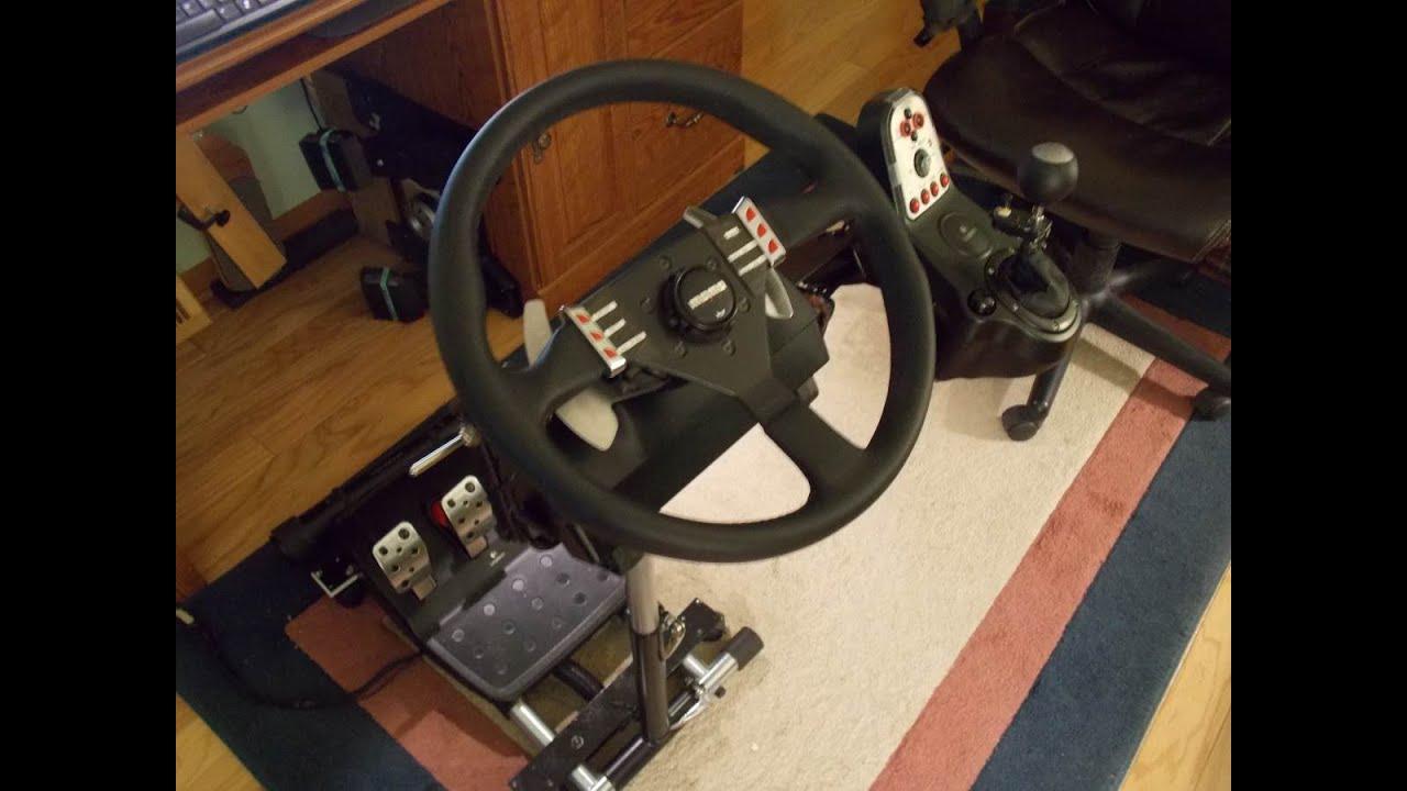 Logitech Pedal Mods G27