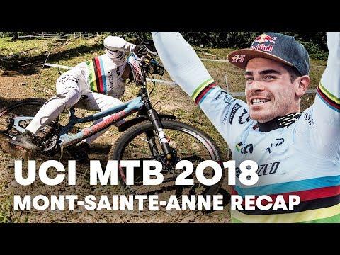 Full Recap of Canada's MTB Downhill Stop. | UCI MTB 2018