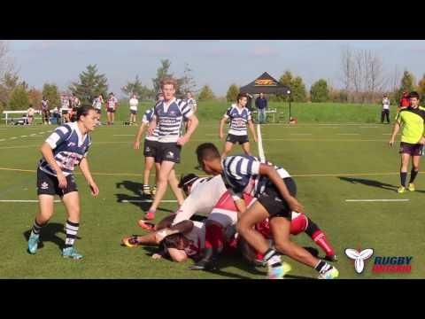 Rugby Ontario Jr Club 7's U18 Boys Final - Toronto Nomads Vs London St. George's