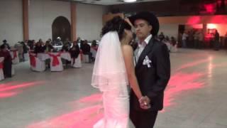 Baile de Boda en Cañitas, Zacatecas [ 6 de dic 2014 ] Conjunto Nube