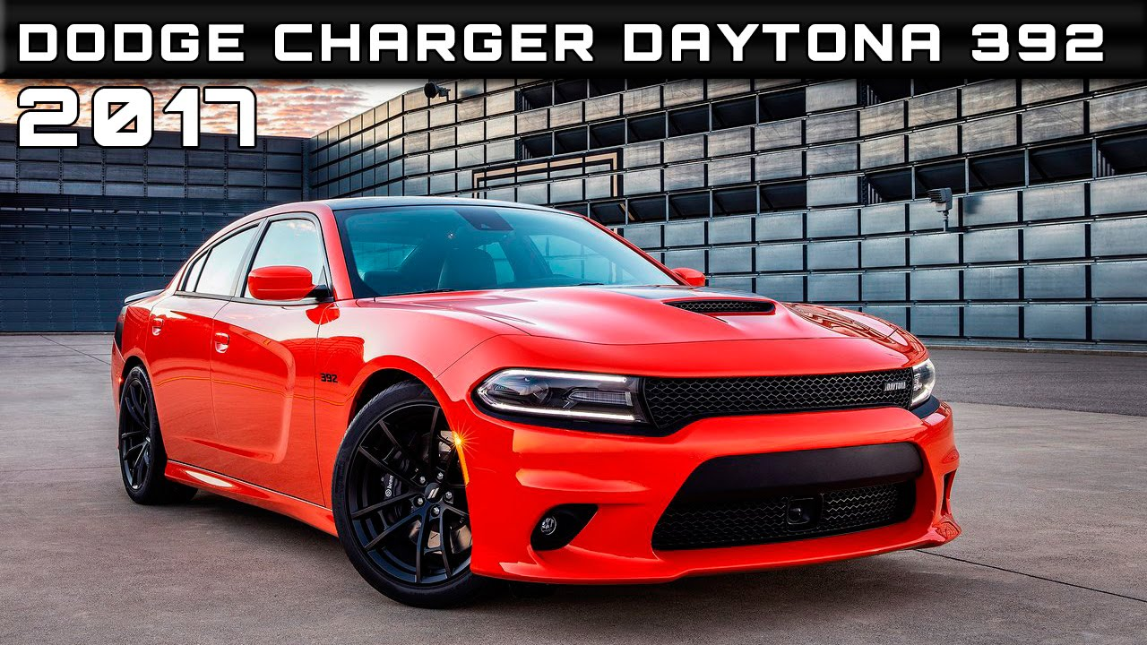 2017 dodge charger daytona 392 review rendered price specs release date youtube. Black Bedroom Furniture Sets. Home Design Ideas