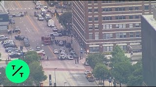 Suspect Who Opened Fire in Downtown Dallas Dead, Officials Say
