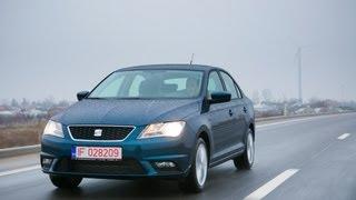 2013 Seat Toledo Review