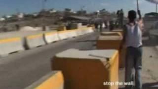 Kalandia - Palestine - ISM March Through Checkpoint
