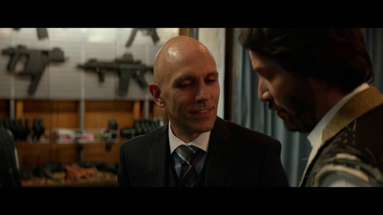 """JOHN WICK 2 - Extrait """"Suited"""" VF"""