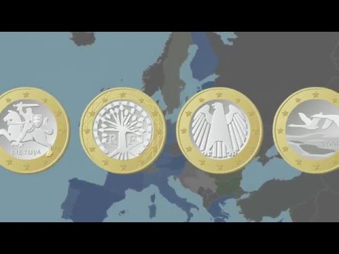 Why Do Euro Coins Look Different In Every Country?