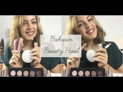 Bahrain Beauty and Fashion Haul
