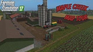 "[""Farming Simulator 17"", ""Farming Simulator"", ""Maple Creek"", ""FS17""]"