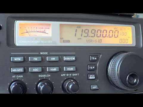Aircraft Band Listening And Great Web Tools