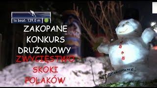 SKOKI POLAKÓW ZAKOPANE ZWYCIĘSTWO! (27.01.2018r.)