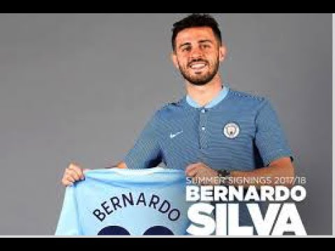 Bernardo Silva Completes Man City Transfer From Monaco For £43.6m deal 'You Don't Say No To Pep'