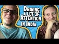 Our India Adoption Trip (Day 3): Americans Drawing a lot of Attention in India (November 26, 2017)