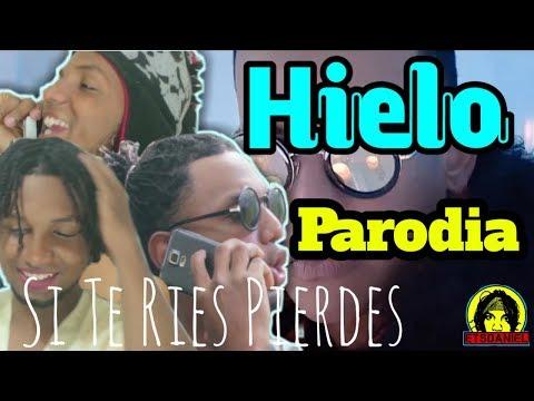 Daddy Yankee - Hielo (Video Oficial) Parodia