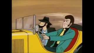 La scena più commovente di Lupin III [prima serie]