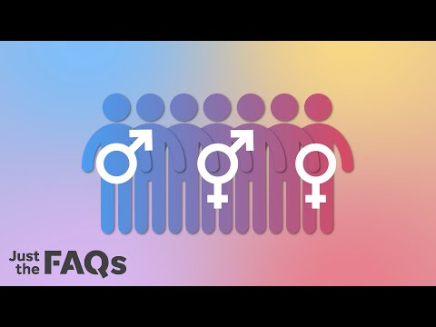 Sex and gender identity: What it means to be intersex, nonbinary   Just the FAQs