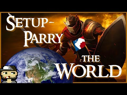 Dark Souls 3 PvP   Setup-Parry The World!