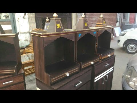 #FURNITURE RAYAT # WOODEN TEMPLE After seeing video you can make temple
