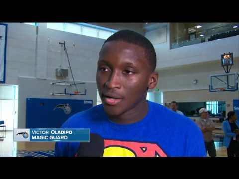 Victor Oladipo and Frank Vogel share Indiana connection