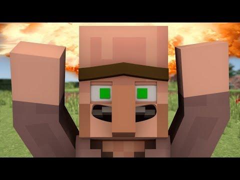 download Köylü Nereye Gitti ? | Minecraft Hızlı Yapı Kapışması