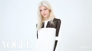Model Wall: Devon Windsor - Vogue