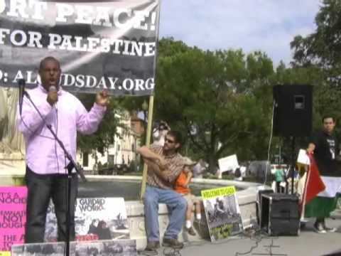 Eugene Puryear (2 of 13) -- 2012 al-Quds Day Rally Washington DC