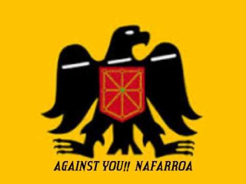 AGAINST YOU!!- NAFARROA