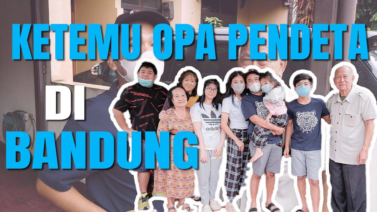 The Onsu Family - Ketemu Opa Pendeta di Bandung
