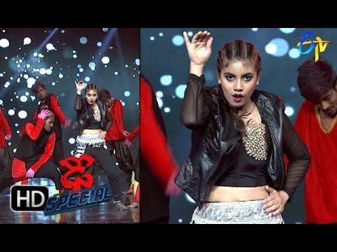 Phalguni Performance | Dhee 10 | Special  | 5th September 2018 | ETV Telugu