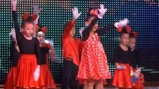 Фестиваль «На волнах музыки» собрал в Черноморске более 500 талантливых детей