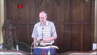 Rev. Chris Densham - Ezekiel 47: 1-12 - 12/06/2011 - Part. 1