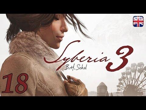 Syberia 3 - [18/23] - [Tunnel - 01/02] - PC English Walkthrough |